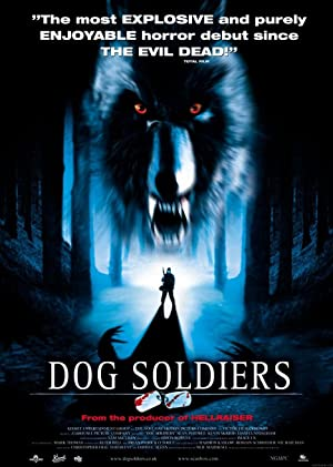 Dog Soldiers poster