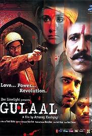 Gulaal Poster