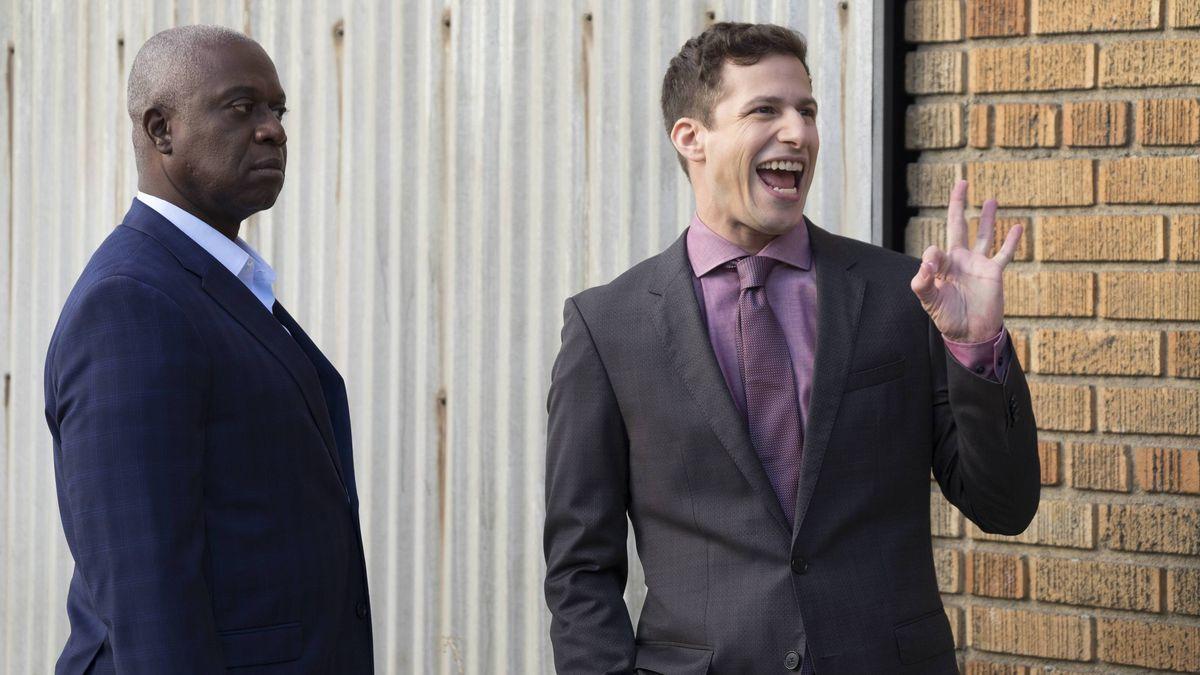 Brooklyn Nine-Nine: The Fugitive, Part 2 | Season 4 | Episode 12