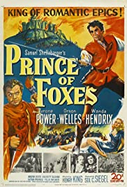 Prince of Foxes Poster