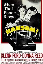 Ransom!(1956) Poster - Movie Forum, Cast, Reviews