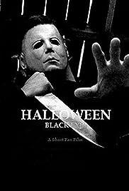 Halloween Black Eyes Poster