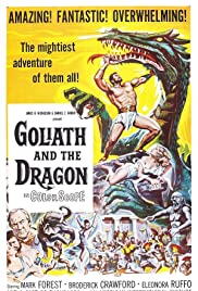 Goliath and the Dragon(1960) Poster - Movie Forum, Cast, Reviews