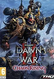 Warhammer 40,000: Dawn of War II - Chaos Rising Poster
