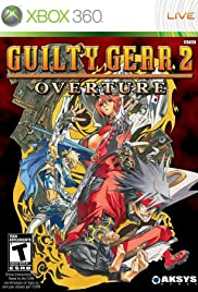 Guilty Gear 2: Overture Poster