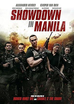 Showdown In Manila Streaming online: Netflix, Amazon, Hulu