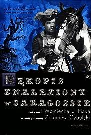 Rekopis znaleziony w Saragossie Poster