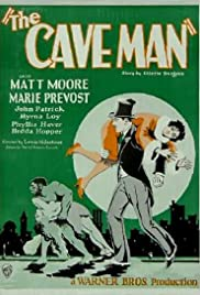 The Caveman Poster