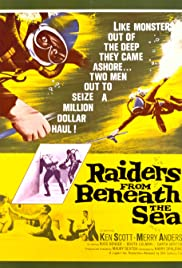Raiders from Beneath the Sea(1964) Poster - Movie Forum, Cast, Reviews