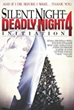 Primary image for Initiation: Silent Night, Deadly Night 4