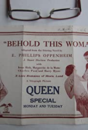 Behold This Woman Poster
