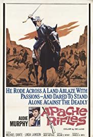 Apache Rifles(1964) Poster - Movie Forum, Cast, Reviews