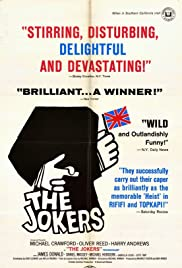 The Jokers(1967) Poster - Movie Forum, Cast, Reviews