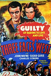 Three Faces West (1940) Poster - Movie Forum, Cast, Reviews