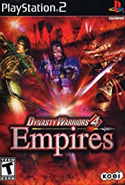 Dynasty Warriors 4: Empires Poster