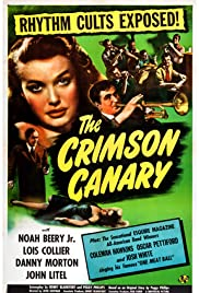 The Crimson Canary Poster