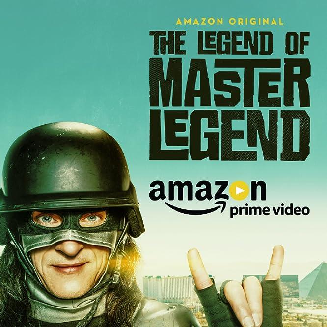 The Legend of Master Legend (2017)