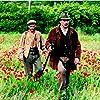 Daniel Auteuil and Yves Montand in Jean de Florette (1986)