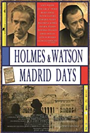 Holmes & Watson. Madrid Days Poster