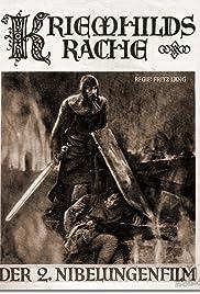 Die Nibelungen: Kriemhild's Revenge Poster