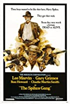 The Spikes Gang (1974) Poster