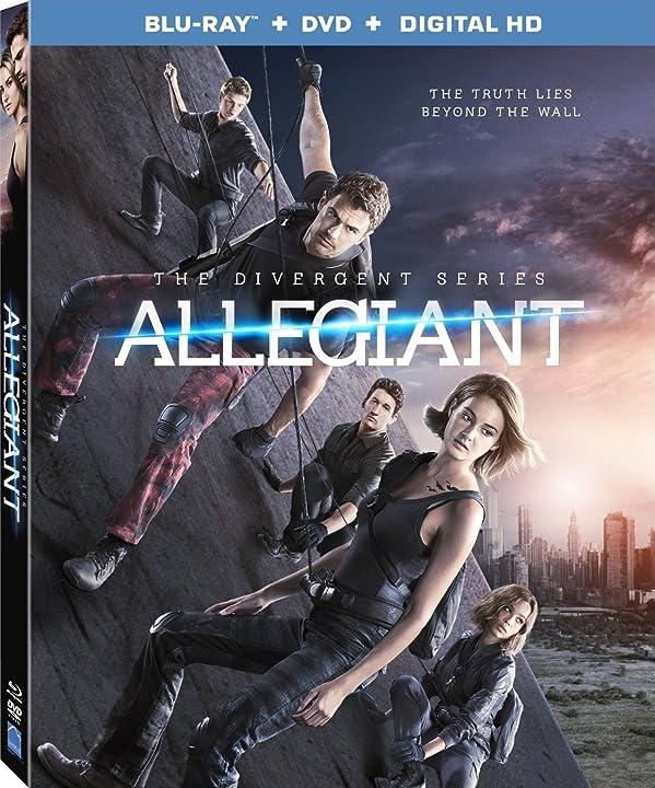 Bill Skarsgård, Shailene Woodley, Miles Teller, Zoë Kravitz, Nadia Hilker, Theo James, and Ansel Elgort in Allegiant (2016) Full Movie Eng BRRip HD 720P