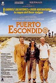 Puerto Escondido Poster