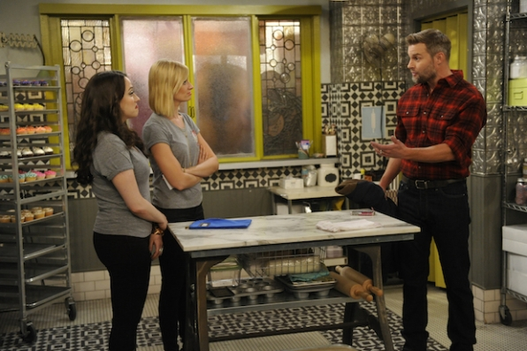 2 Broke Girls: And the Inside-Outside Situation | Season 5 | Episode 4
