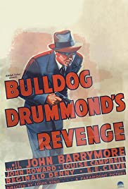 Bulldog Drummond's Revenge Poster