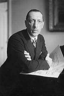 Igor Stravinsky Picture