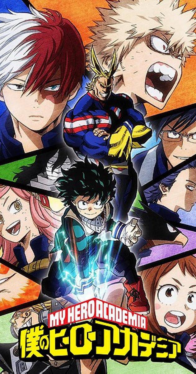Boku No Hero Academia Ger Sub Staffel 1