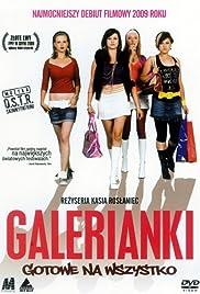 Galerianki Poster