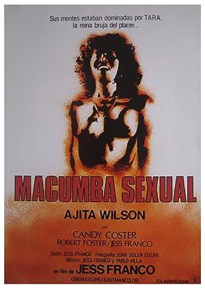 Macumba Sexual poster