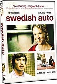 Swedish Auto Poster