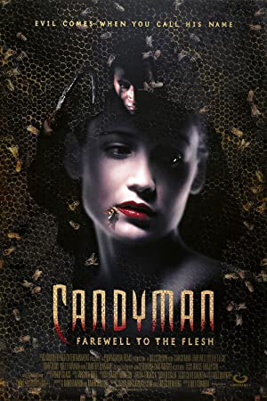 Candyman: Farewell to the Flesh poster