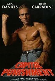 Capital Punishment Poster