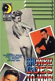Showbiz Goes to War Poster