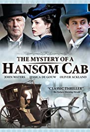 The Mystery of a Hansom Cab Poster