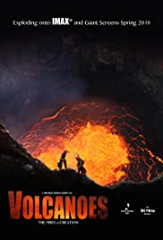 Volcanoes : Fires of Creation Poster