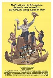 Texas Lightning Poster