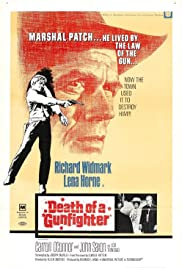 Death of a Gunfighter(1969) Poster - Movie Forum, Cast, Reviews