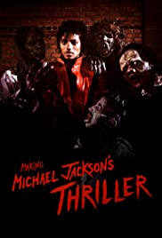 The Making of 'Thriller'(1983) Poster - Movie Forum, Cast, Reviews