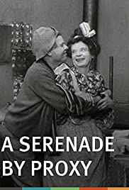 A Serenade by Proxy Poster