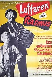 Luffaren och Rasmus Poster
