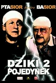Dziki 2: Pojedynek Poster