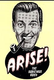 Arise! The SubGenius Video Poster