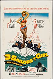 Three Sailors and a Girl Poster