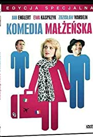 Komedia malzenska Poster
