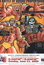 WCW The Great American Bash Poster