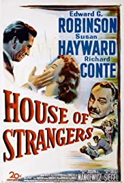 House of Strangers (1949) Poster - Movie Forum, Cast, Reviews